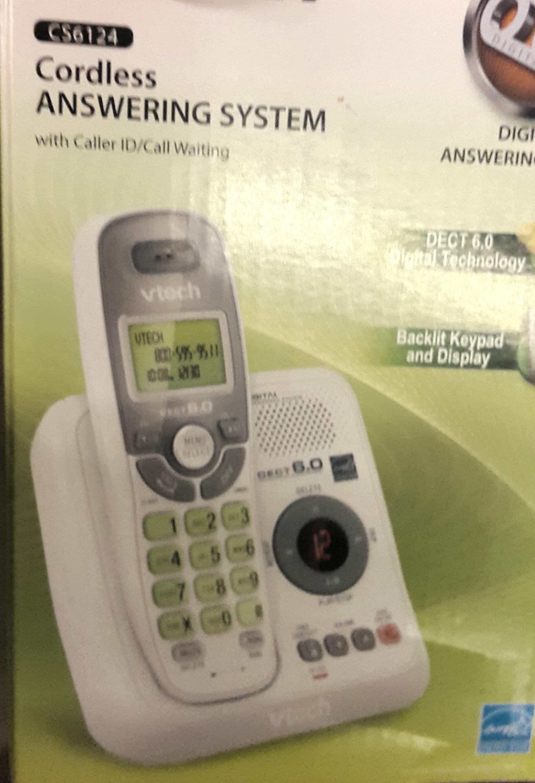 Bodega Aurrerá: teléfono inalámbrico VTech CS6124 a $170