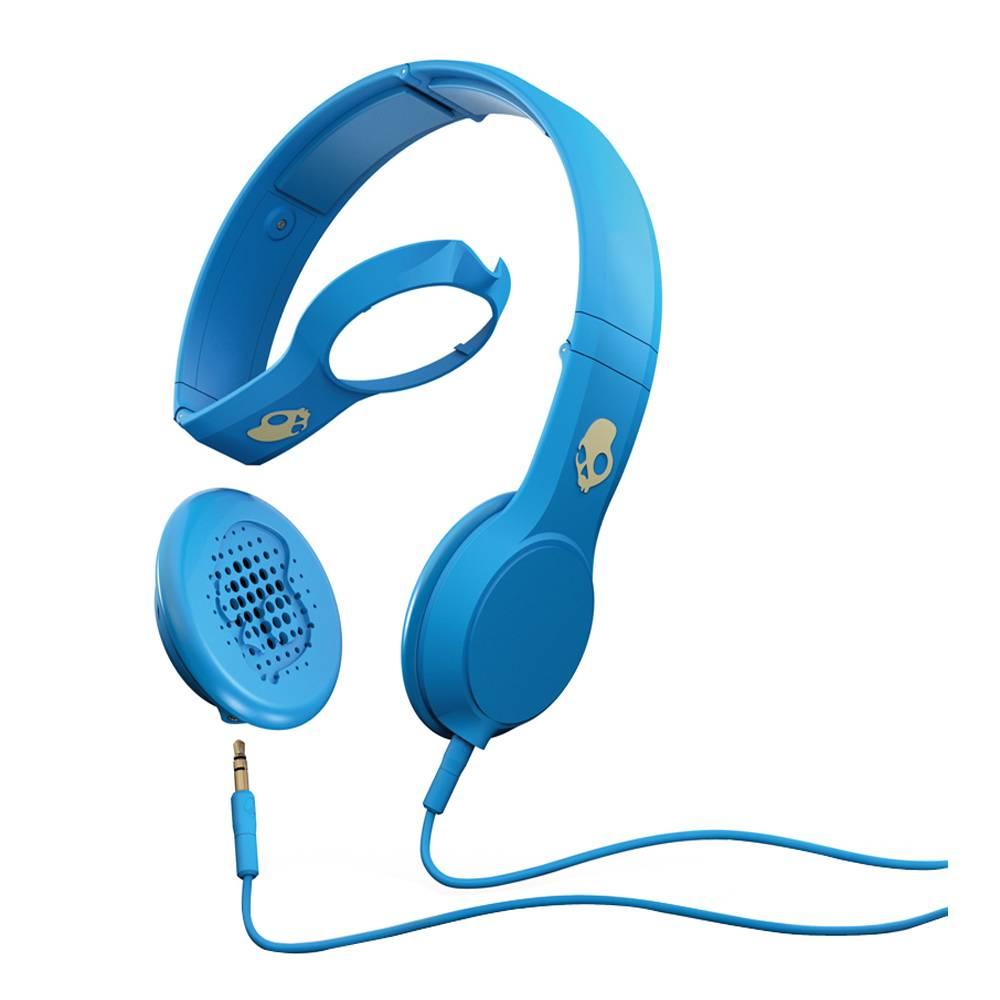 Walmart: Audífonos Skullcandy Cassette Azules a $490