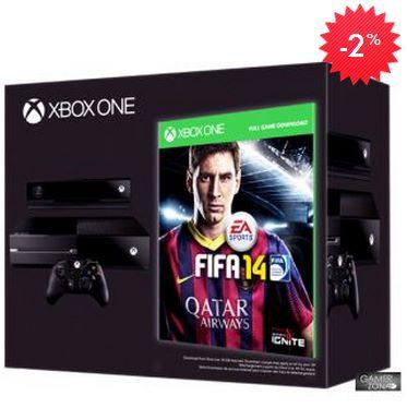 Linio: Xbox  One con FIFA 14 $7,469 y PS4 con la Era de Hielo 4 $6,741