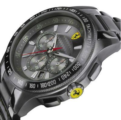 Ferrari Store: 50% de descuento en todos los relojes