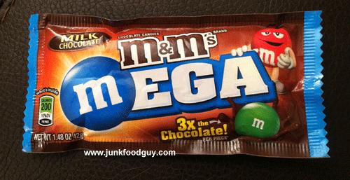 Walmart: M&M's Mega $2.02