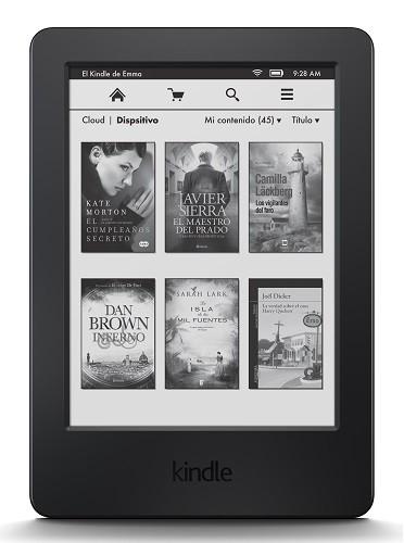 BestBuy: Kindle Wi-fi (Básica) de 1499 a 1199