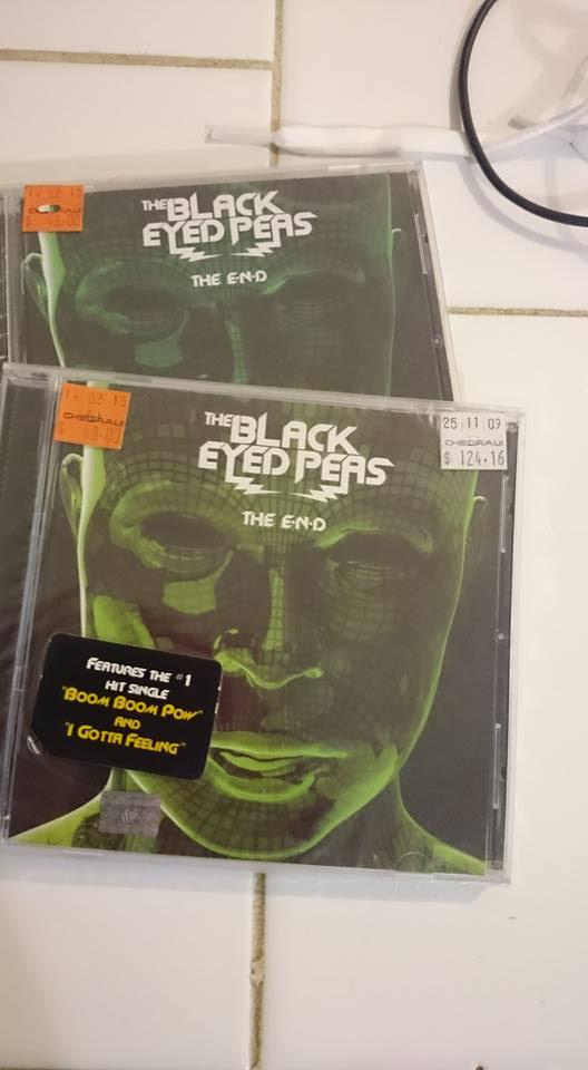 Chedraui: discos varios títulos $2.00