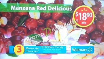 Martes de frescura en Walmart agosto 25: Plátano Chiapas a $5.90 el kilo y más