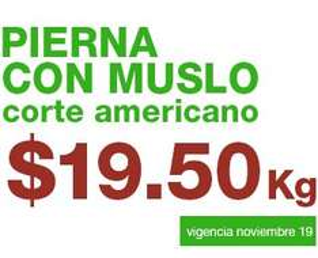 Miércoles de Plaza en La Comer noviembre 20: pepino $2.90 el kilo y más