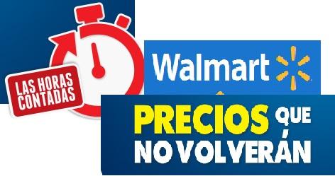 Walmart en linea: Productos participantes en las horas contadas 2015