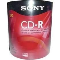 Walmart: Increible 100 PZ CD Virgen SONY $3