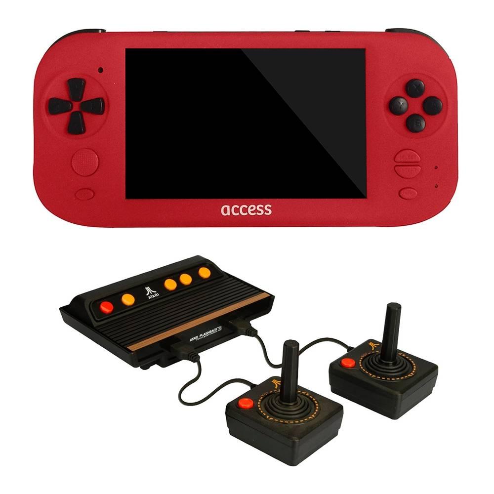 Walmart en linea: Atari Flashback 3 + Tablet