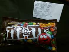 Oxxo: M&M king size a $6