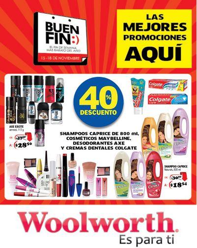 Ofertas del Buen Fin 2013 en Ley y Woolworth: 3x2 en juguetes, pañales y más