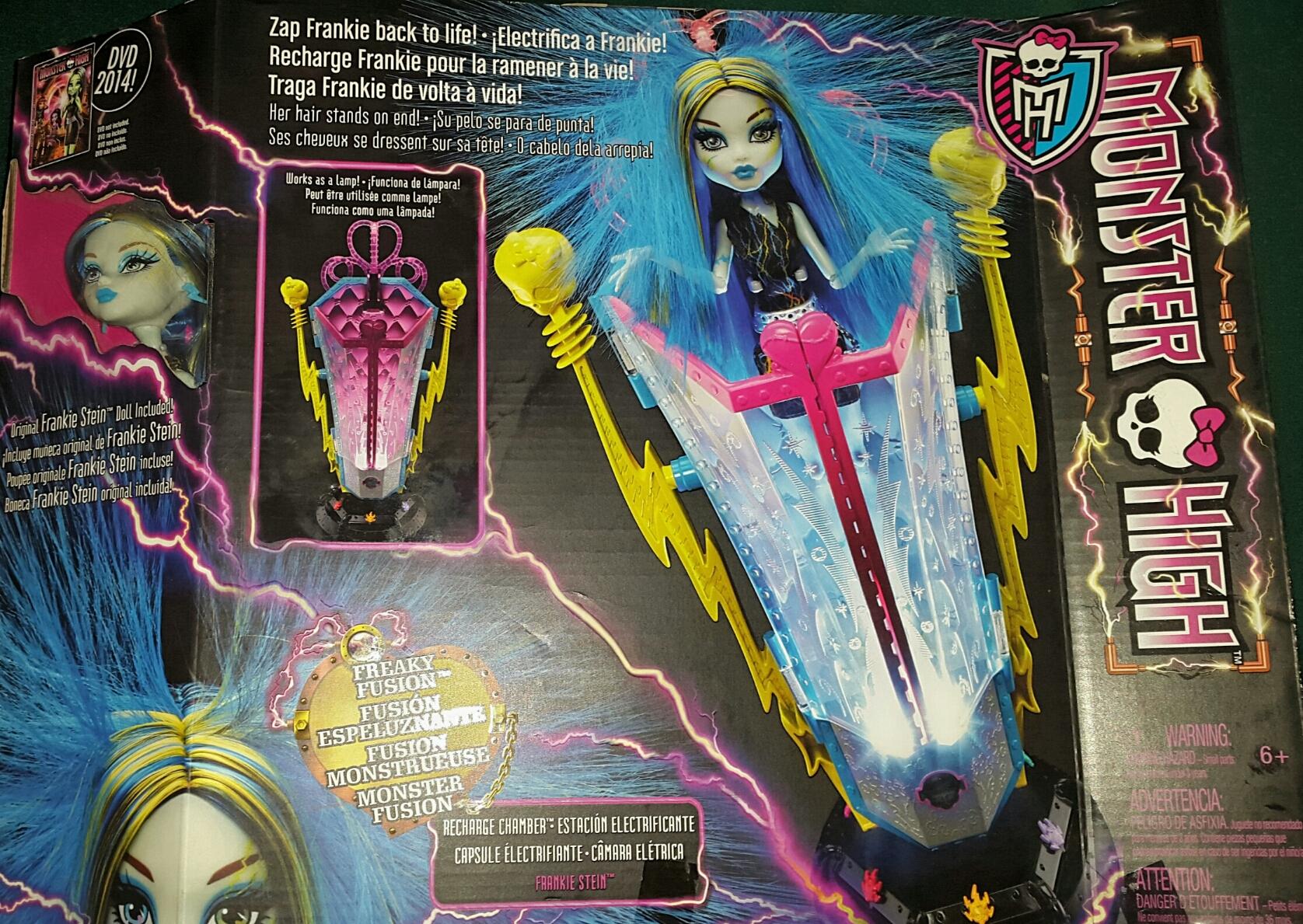 Soriana: Monster High Fusión Espeluznante $99