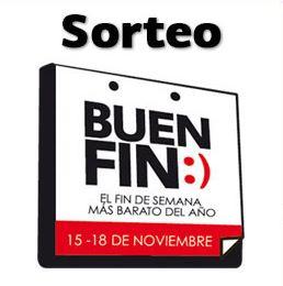 Sorteo del Buen Fin 2013 para ganar el reembolso de tu compra