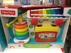 Sam's Club: 3 pack básicos Fisher Price a $349