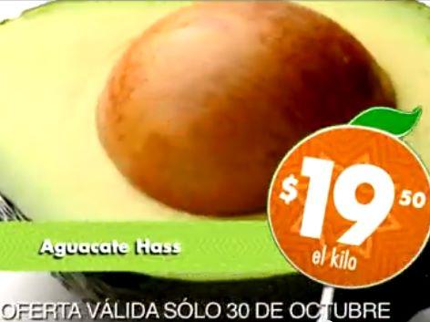 Miércoles de Plaza en La Comer noviembre 13: aguacate $19.50 el kilo y más