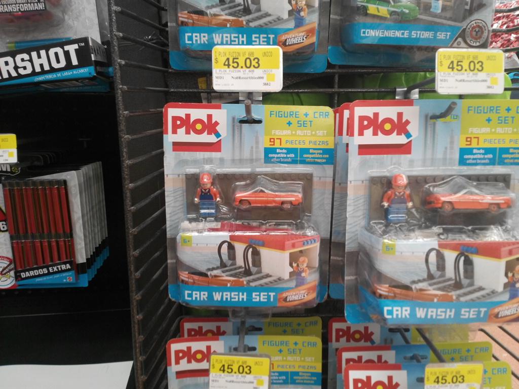 Walmart: Variedad de Juguetes en liquidación