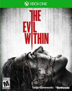 AMAZON: The Evil Within para Xbox One en $342 pesos