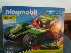 Walmart: Playmobil sports and action a $45.01