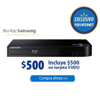 """Adelantos del Buen Fin en Walmart: blu-ray Samsung $500, LG LED Smart TV 55"""" $9,990 y +"""