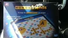 Bodega Aurrerá: juego de mesa WORDS Friends a $19.02