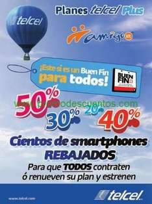 Promociones del Buen Fin 2013 en Telcel (Moto X gratis en Plan de $499)