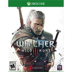 AmazonMX: The Wticher 3: Wild Hunt - Xbox One