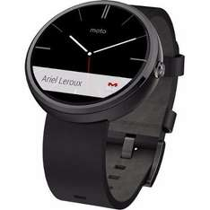 Linio: Smart Watch Motorola Moto 360 $2,799