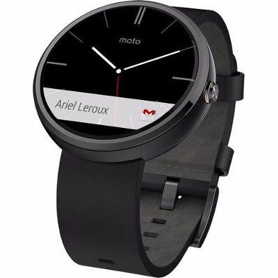 Linio: Smart Watch Motorola Moto 360 $2,799