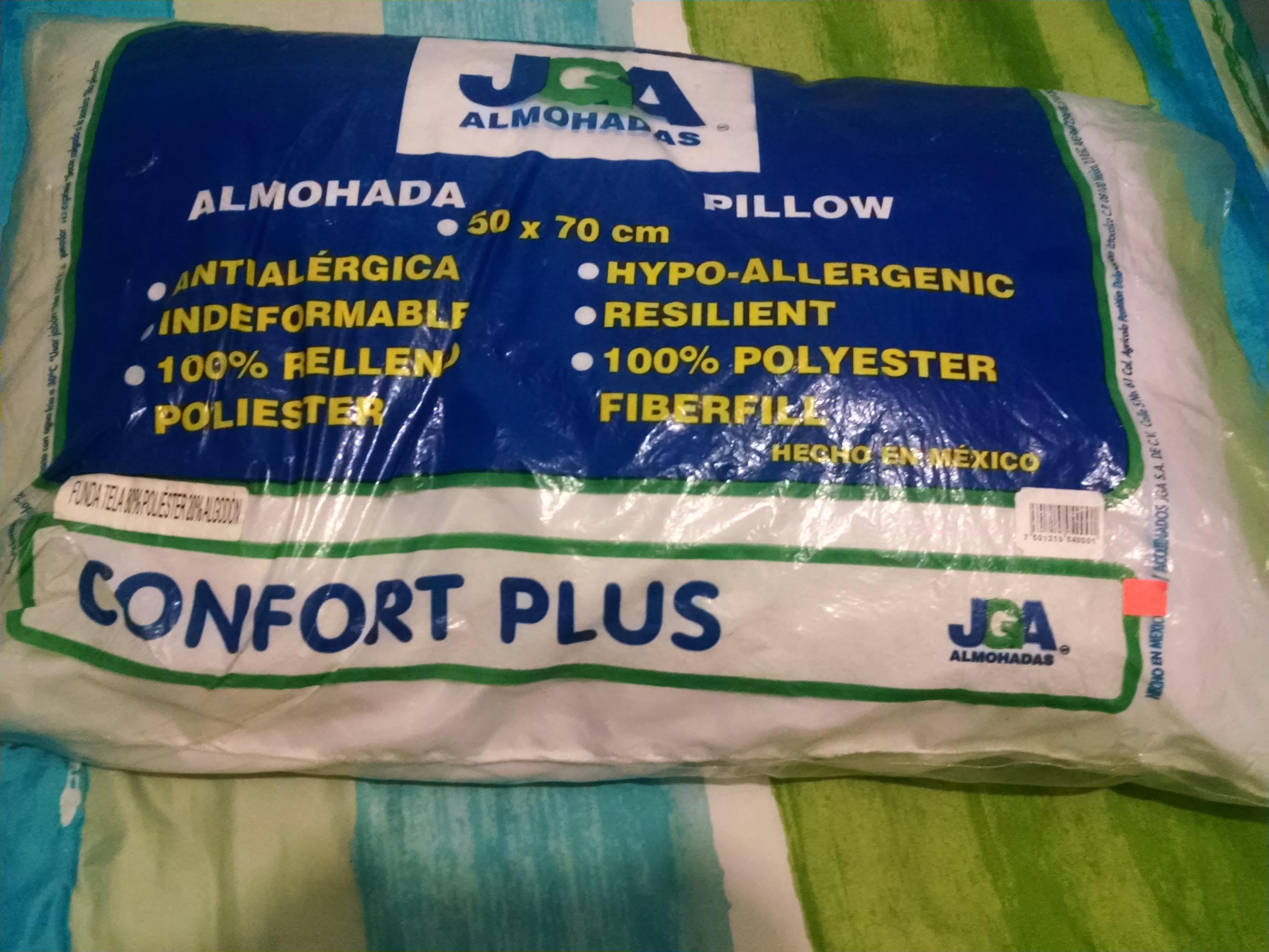 Mercado Soriana: Almohada en $15