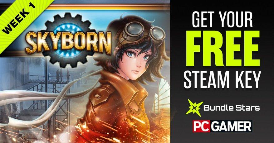 [PCGamer] Skyborn (Gratis/250,000 copias para Steam)