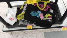 Soriana: mochila  Monster High