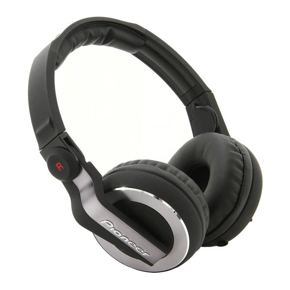 Walmart: Audífonos para DJ Pioneer Negros Mod. HDJ-500-K / $649.00