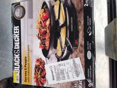 Walmart: Parilla Black & Decker $49.01