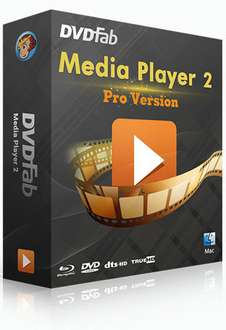 DVD Fab Media Player 2 Pro para MAC GRATIS