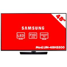 HEB: LEd Smart TV Samsung $7,999