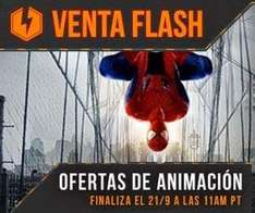 PSN Store: Flash Sale de Animación