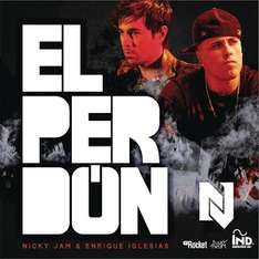 "Google Play: ""El Perdon"" -Nicky Jam & Enrique Iglesias (GRATIS)"