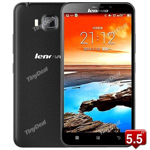 Tinydeal: Telefono Lenovo A916 a $1,662