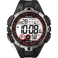 Amazon: Timex Men's T5K423M6 Marathon Digital Display Quartz Black Watch