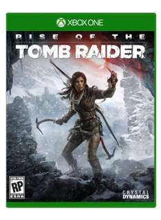 Amazon: Preventa Rise Of The Tomb Raider - Xbox One $758