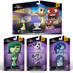 Amazon Mx - Disney Infinity Inside Out Toy Bundle a un súper precio