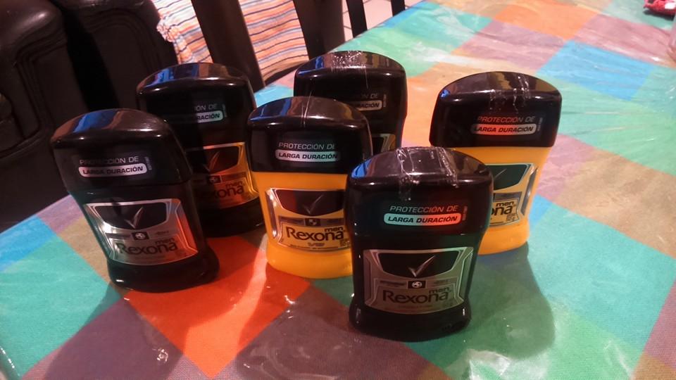 Soriana Hiper: 2 pack de 3 desodorantes Rexona a $50