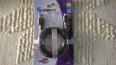 Chedraui: Cable STEREN Micro USB a USB a $45