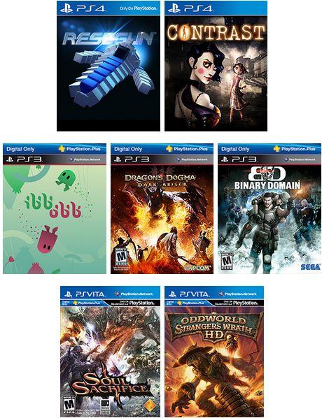 Juegos gratis noviembre para PlayStation Plus y Xbox Live Gold