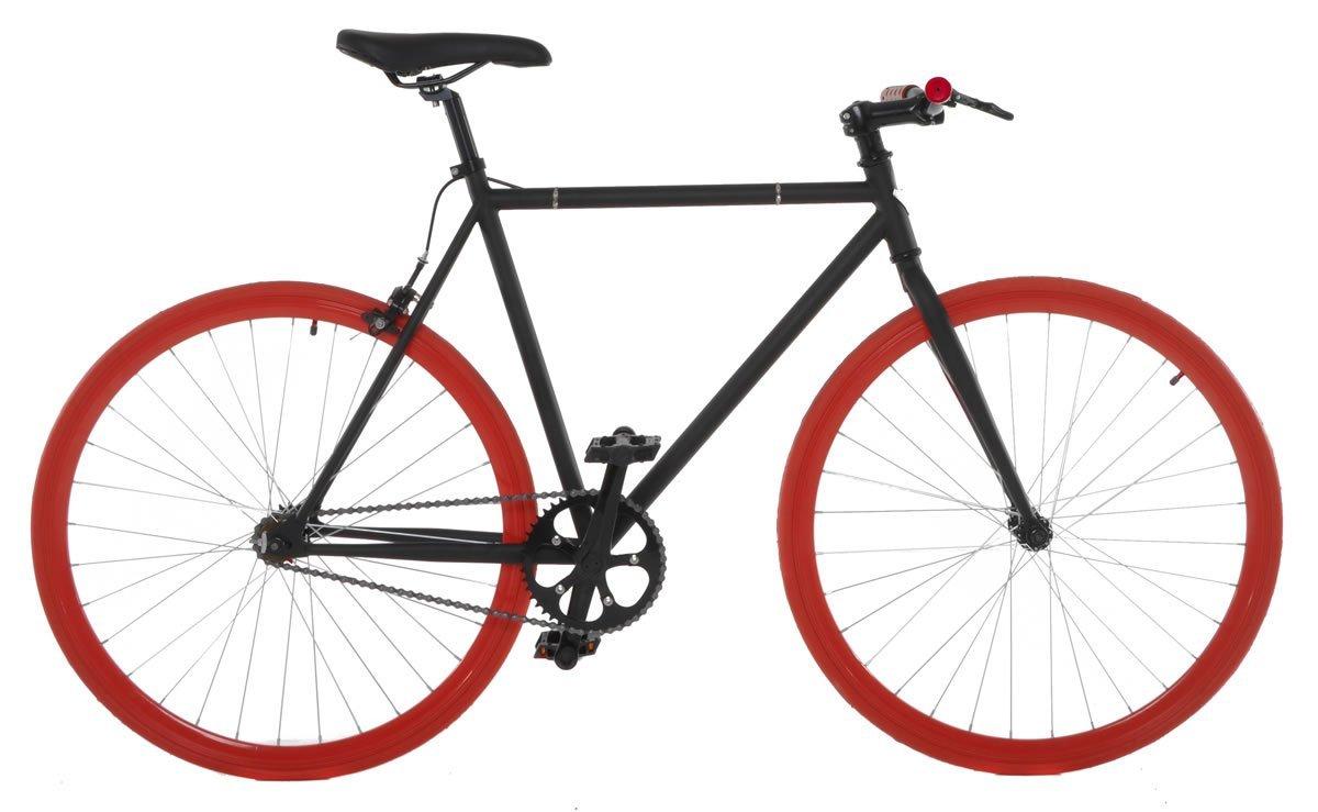 """Amazon: Bicicleta """"Fixed gear"""" a $1280, precio en USA de $190 a $240 dlls"""