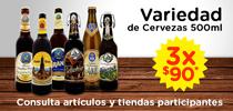 Superama Feria de Alemania (promoción cervezas Oktoberfest)