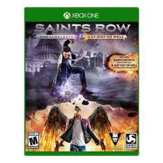 Linio: Saints Row IV: Re-elected+ Gat of Hell, para Xbox One $350 y envío gratis.