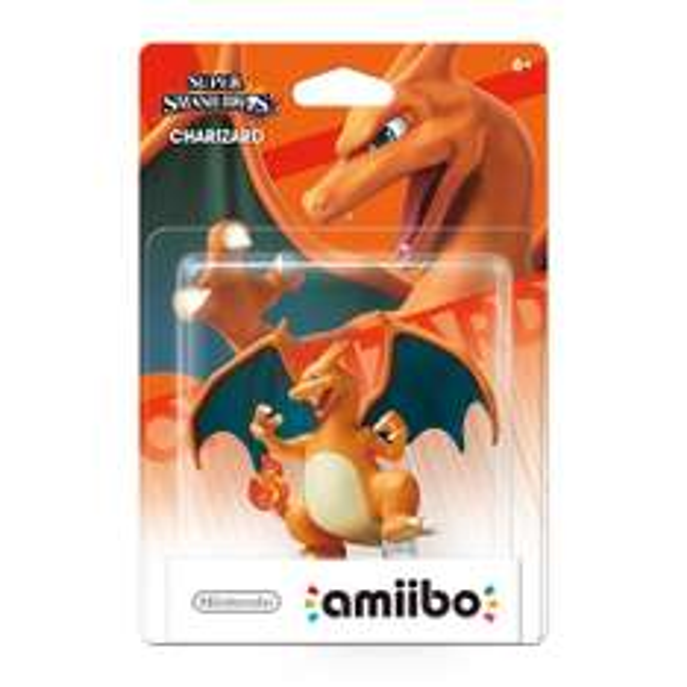 Walmart online: Variedad de Amiibos (Little Mac, Charizard, Splatoon) a $269