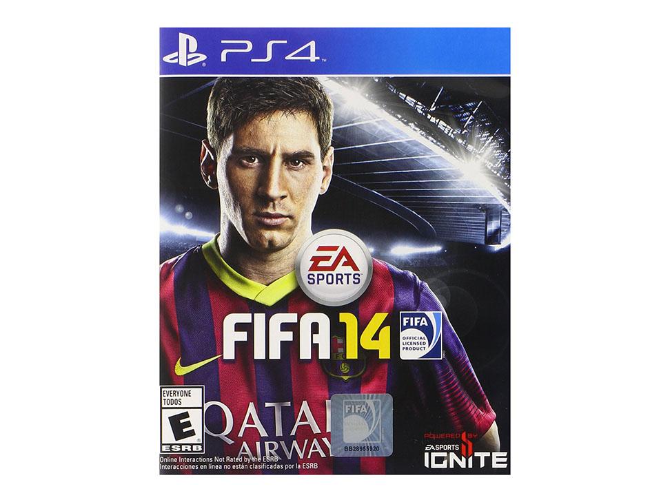 Liverpool: FIFA 2014 PS4 $159