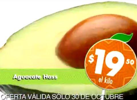 Miércoles de Plaza en La Comer: aguacate $19.50 el kilo y más