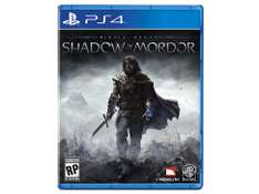 Liverpool Middle Earth Shadow of Mordor PS4